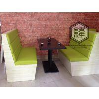 天津肯德基餐桌椅价格,卡座沙发供应商,沙发价格,餐厅卡座沙发尺寸