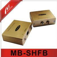 muxboxs模拟音频转换器MB-SHFB ***远能传输1000米立体音频信号