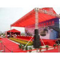 柳州舞台搭建舞台桁架租赁