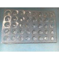 无锡塑料PET透明脆盘吸塑包装制品食品PVC透明包装盒吸塑碗