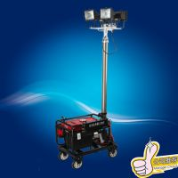 宝临电器 GAD506A 遥控升降移动照明车