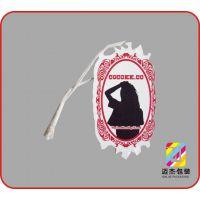 东莞虎门吊牌 洗水标 领标织唛厂家 专注服装辅料 向幸福大大吊牌印刷彩盒厂家