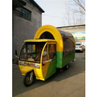 电动小吃车,美旺餐车(图),油炸电动小吃车