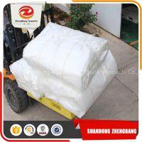 white PE tarpaulin sheet fabric