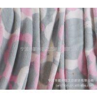供应低价生产压花珊瑚绒毯子, 盖毯