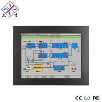 19寸X86架构多串口多功能工业平板电脑