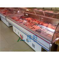 熟食保鲜柜 鸭脖展示柜 熟食陈列柜 卤味展示柜价格