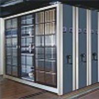苏州轻型密集货架——密集架密集柜