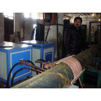 供应中频石油管道钢管连续在线加热设备