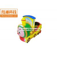 小火车摇摆机儿童摇摇车儿童投币电玩设备厂家供应室内儿童乐园设备