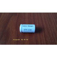 激光手电筒电池10180 3.7V 80mAh 也可用于电子锁电池 摇控器