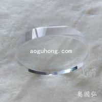 奥固弘BaF2氟化钡晶体 单晶/多晶 紫外/红外氟化钡窗片/透镜/棱镜