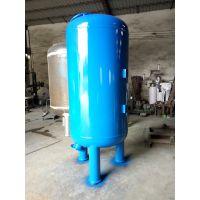 湛蓝纯小流量地下水过滤 石英砂碳钢过滤罐 0.8-1.9T/H 高效过滤