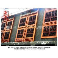四川哪里有生产中式门窗 木制门窗的厂家 -整套窗 惠森古建