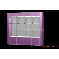 供应厂家直供; 便携式展示架、 携带式展示柜(现场组装,重复使用)