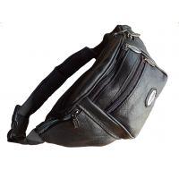 威奇厂家低价直销欧美经典款式多功能真皮腰包 低价真皮包批发 真皮女包工厂定制