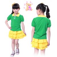 广州园服定制|幼儿园园服批发|夏季园服定制 无忧小熊