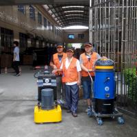 南京水泥地坪固化硬化处理旧厂房地面起灰起砂处理