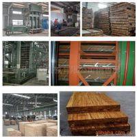 供应青岛国森热压重竹设备与冷压重竹集成材设备