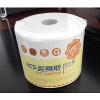 【蓝赛斯】 厂家直销柔巾卷湿巾机专用无切口 90克16米型号:BCSA3-9016