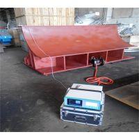 消除焊接 机床底座应力--专用振动时效装置