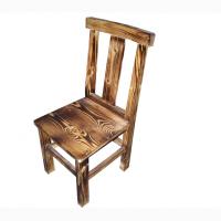 扬韬实木椅子,广场烧烤桌椅,户外家具碳化桌椅,可拆卸田园实木餐桌椅