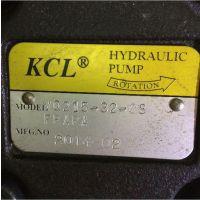 台湾凯嘉VQ215-32-08双联泵哪里有-苏州杰亦洋