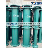 双密封防水套管厂家,双密封防水套管,泰宇制造