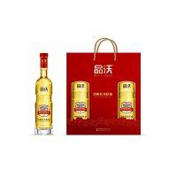 红花籽油礼盒招商加盟 品沃有机庄园红花籽油