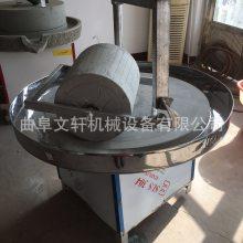 厂家直销电动石碾面粉机 小型石碾子 电动石碾磨面机文轩
