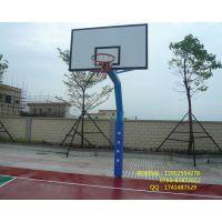 【中山高质量篮球架,热爱篮球架就选柏克体育移动式.埋地式篮球架】