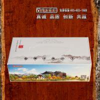 订做楼盘广告纸巾 房地产盒抽纸巾 广告抽纸定做广告纸抽印刷logo