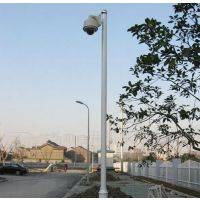 监控杆3米2.5米3.5米4米5米6米道路监控立杆 路灯杆(恒嘉1100)