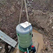 浩润-一体化预制污水提升泵站