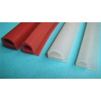 蘑菇形硅胶条,硅胶条,东莞梅林硅橡胶制品(在线咨询)