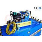 Compact Auto Steel Cord Conveyor Belt Splicing Equipment Electrothermal Type