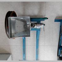大米空心棒小型玉米膨化设备 振德牌多功能食品膨化机