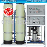 海德能膜RO纯净水设备,反渗透主机脱盐设备 脱盐率99.99%
