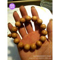 老山檀香手链1.8cm 文玩佛珠手串 收藏男女款檀香木