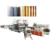PVC地板革设备