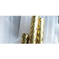 不锈钢压花管(双花管),304钛金不锈钢压花管,佛山不锈钢压花管厂家专业订做加工
