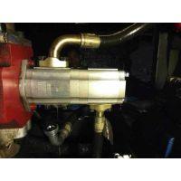 混凝土输送泵 地拖泵双联齿轮泵 SENNANSE齿轮油泵 配件