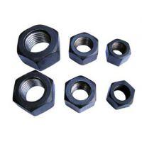 美制六角螺母,精恒锚固(图),高强度美制六角螺母