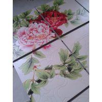 瓷砖彩印图案打印 地板砖uv打印 瓷砖印刷加工