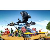 游乐设备激战鲨鱼岛 河南激战鲨鱼岛厂家 英博儿童类热销项目
