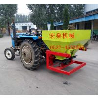 供应HS-1000型拖拉机后置撒肥机