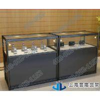 上海晋隆轻量级橱柜式货架双面玻璃展柜
