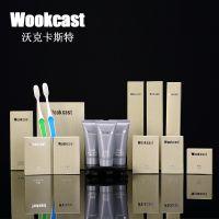 【wookcast】酒店一次性用品套装 高档酒店宾馆会所 洗漱用品套装 14件套