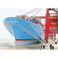 珠海到吉林长春内贸集装箱门到门海运