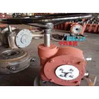 半圆型蜗轮箱 扇形蜗轮箱蝶阀DN250 型号:QD34-QDX3-4